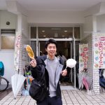 第2回ふれあいフリーマーケット in落合団地