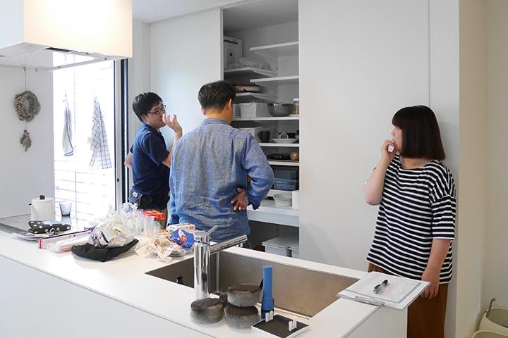 「鎌倉の家」一年点検&臭いのもとは食洗器?