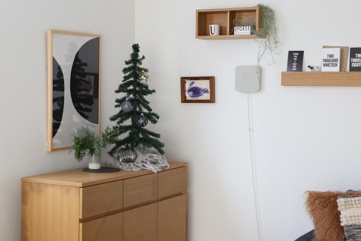 クリスマス支度と話題のマシュマロコーヒー