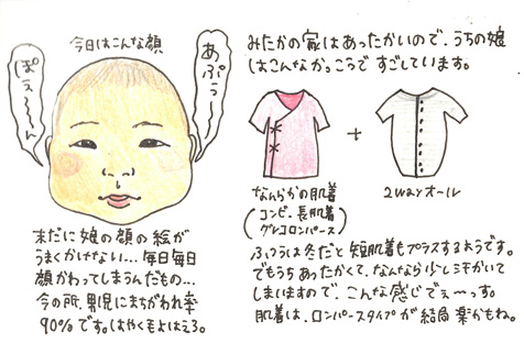 無印良品の新生児用品