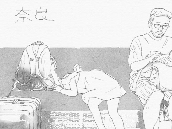 無印良品の家へ会いに。奈良へ