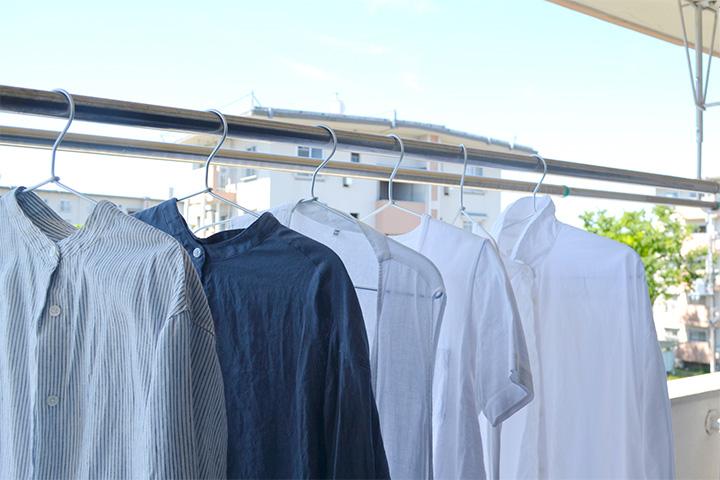 # 07 洋服のコツ